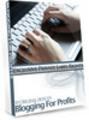 Thumbnail Blogging For Profits/PLR