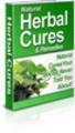 Thumbnail Natural Herbal Cures Plr.