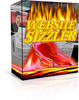 Thumbnail Website Sizzler - Create Content Rich Websites Fast With Plr