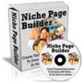 Niche Page Builder**Software with Master Resell Rights