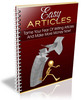 Thumbnail Easy Articles PLR