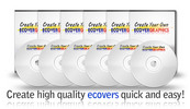 Thumbnail Create Own Ecover Graphics PLR