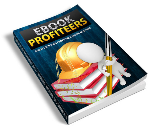 Product picture Ebook Profiteers/PLR