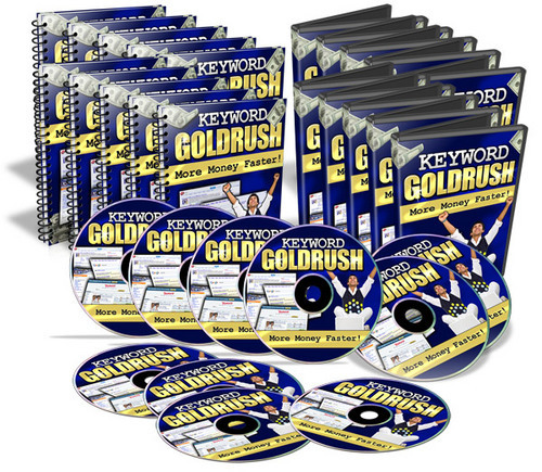 Product picture Keyword Goldrush With MRR