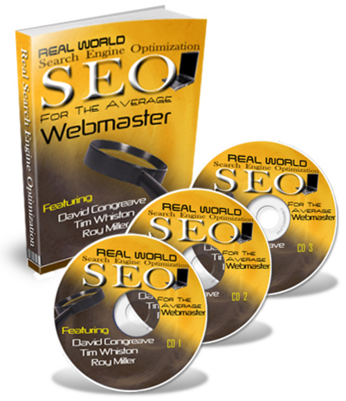 Product picture Seo For The Average Webmaster