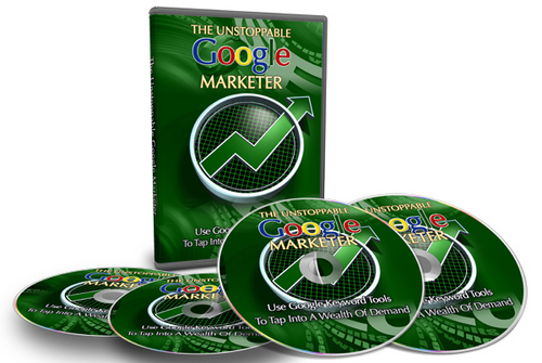 Product picture The U. Google Marketer