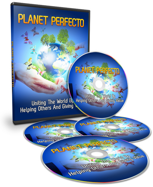 Product picture Planet Perfecto  plr