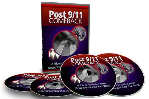 Product picture Post 9/11 Comeback plr